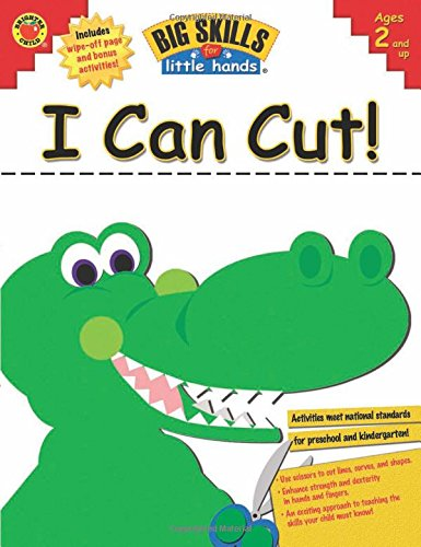 Download I Can Cut! (Big Skills for Little Hands®) ebook