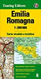 img - for Emilia/Romagna 1:200K TCI (English and Italian Edition) book / textbook / text book