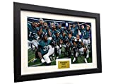 Malcolm Jenkins 12x8 A4 Super Bowl 52 Winners Team- Philadelphia Eagles - Photo Photograph Picture Frame Poster