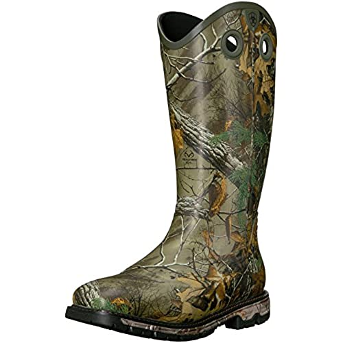 finest selection 725fd b7d34 free shipping Ariat Men's Conquest Rubber Buckaroo Insulated ...