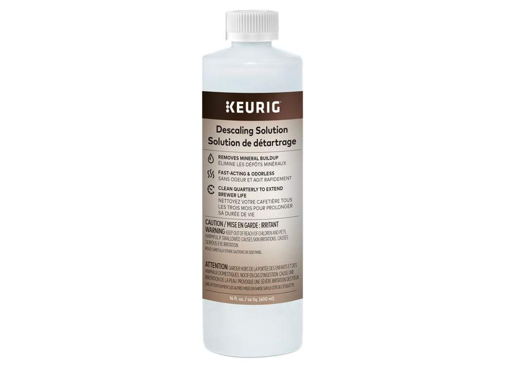 Keurig Descaling Solution New