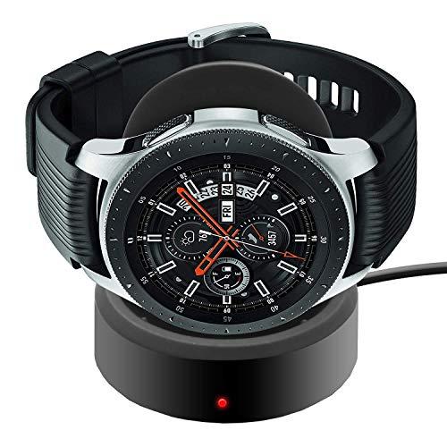 @ccessory Reemplazo Base de Carga Cargador Dock para Samsung Galaxy Watch 42mm 46mm