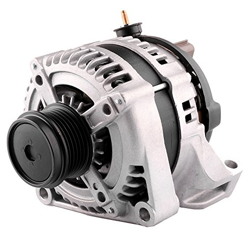 Alternators ECCPP 13871 for Chrysler Town Country VAN Dodge Caravan/Grand Caravan 2001 2002 2003 2004 2005 2006 2007 3.3L 3.8L 140A 12V CW ()