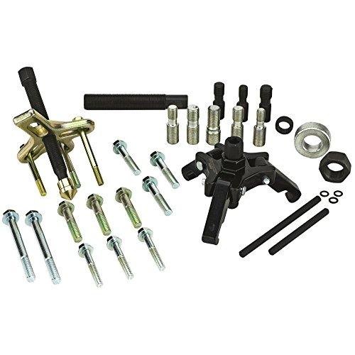 Alltrade 648616 Kit 45 Harmonic Balancer Puller and Installation Tool Set (Harmonic Chrysler Puller Balancer)