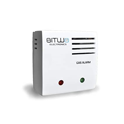 Gas Detector Natural and LP Gas Detector Air Quality Detector BITWO - - Amazon.com