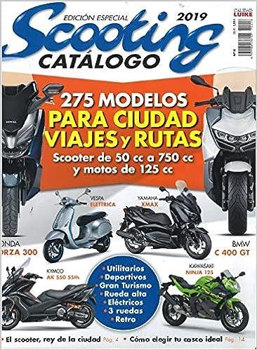 Scooting Catálogo 2019: Amazon.es: Luike: Libros