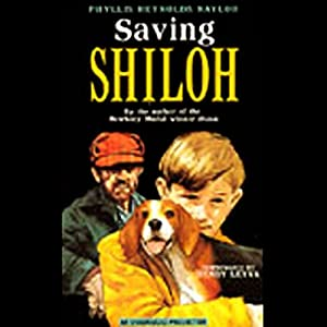 Saving Shiloh Audiobook