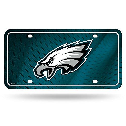 Eagle State Plate License - NFL Philadelphia Eagles Metal License Plate Tag