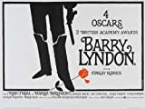 Barry Lyndon Poster Movie UK (30 x 40 Inches - 77cm x 102cm) Ryan O'Neal Marisa Berenson Patrick Magee Hardy Kruger Guy Hamilton