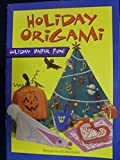 img - for Holiday Origami book / textbook / text book