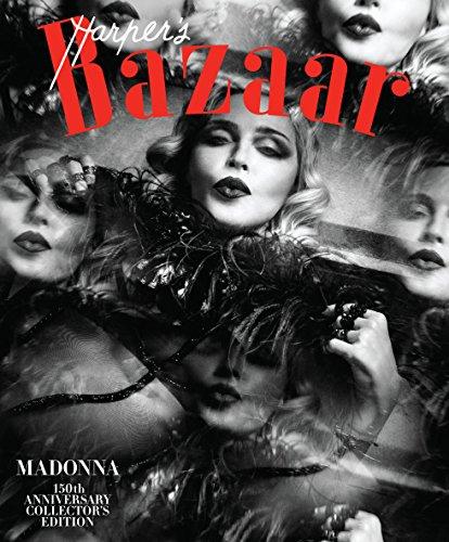 Free Harper's Bazaar Magazine - MADONNA