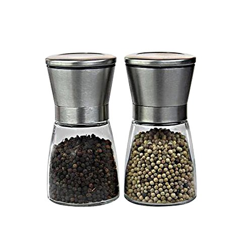 anca-demi-2-set-of-salt-and-pepper-grinders-stainless-steel-pepper-mills-and-grinder-set-with-adjust