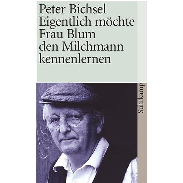 Eigentlich möchte Frau Blum den Milchmann kennenlernen (eBook, ePUB)