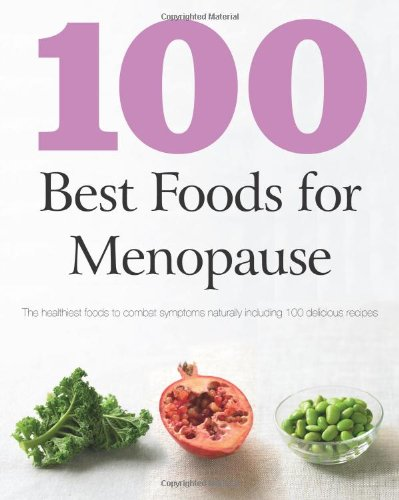 Best Foods Menopause Parragon Books product image