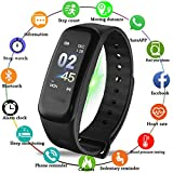 Electronics : Oguine Men Women Bluetooth Smartwatch LED Digital Multi-Function Sport Fitness Smart Watch Bracelet Bangle Watches for Android iOS