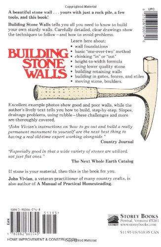 Building stone walls john vivian 9780882660745 amazon books fandeluxe Images
