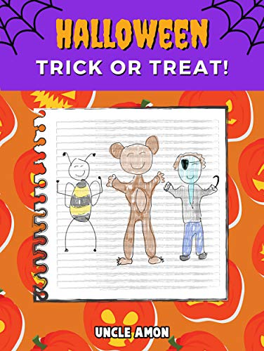 Halloween Trick or Treat!: Rhyming Halloween Story for -