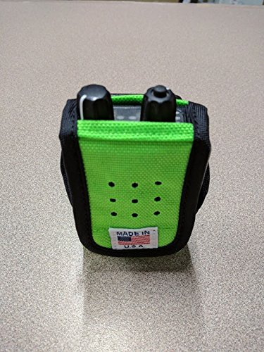 Nylon Pager (Nylon Carry Case for Motorola Minitor Pagers (Minitor V Green))