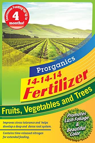 Osmocote Flower - 14-14-14 Fertilizer with Osmocote, 5 pounds by Prorganics