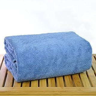 Chakir Turkish Linen Turkish Cotton - Oversized (40-Inch-by-80-Inch) Bath Towel, Wedgewood (B00TFYLR3Q) | Amazon Products