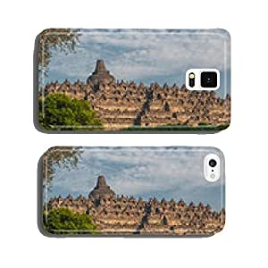 Borobudur temple at sunrise, Java, Indonesia cell phone cover case iPhone6 Plus