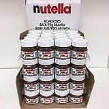 Nutella Single Serving Sample Jar - 25 Grams (Case of 64)