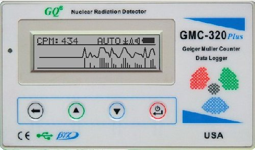 NeClear Radiation meter