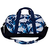 Wildkin Sharks Overnighter Duffel Bag