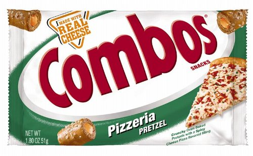 SNACK COMBOS PIZZA by COMBOS MfrPartNo 113984