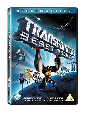 Transformers Beast Machines - Season 1 - Volume 1 [DVD]