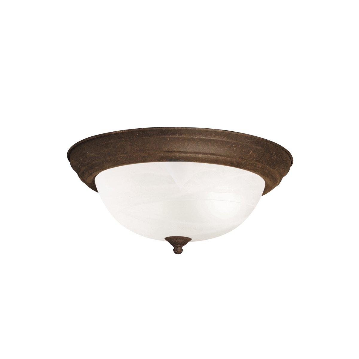 Kichler 8110ni three light flush mount flush mount ceiling light kichler 8110ni three light flush mount flush mount ceiling light fixtures amazon arubaitofo Images