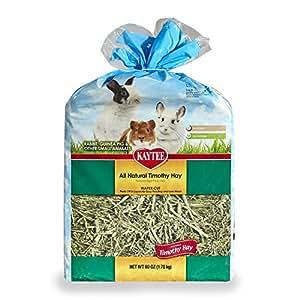 Kaytee Wafer Cut Hay, 60-oz bag