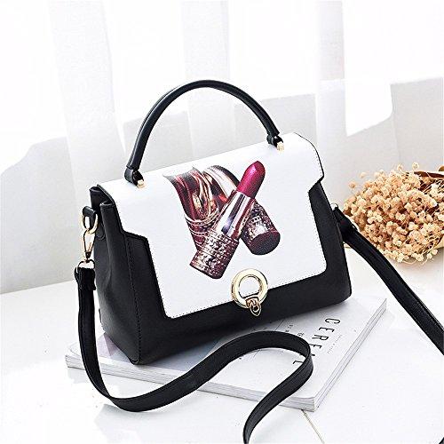 Hombro CCZUIML A1 de Mini señoras Bolso Bag Las C1 Inclinado de Bolso qaatFr