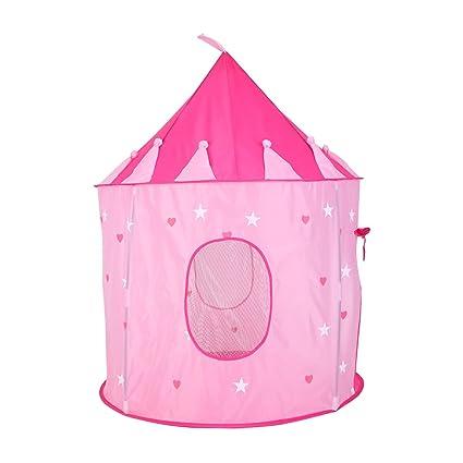 Amazon.com: Princesa Tienda de campaña, caliente juego de ...