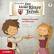 Der kleine Ritter Trenk 7: Thekla wird entführt / Verrat im Kloster / In der Bärenfalle | Kirsten Boie