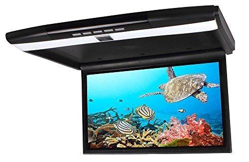 Iseebiz® 15.6 inch Flip Down TFT LED Car Monitor with USB/SD/IR/FM/HDMI