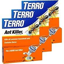 TERRO 2 oz Liquid Ant Killer ll T200 (3 Pack) 6 oz. Total
