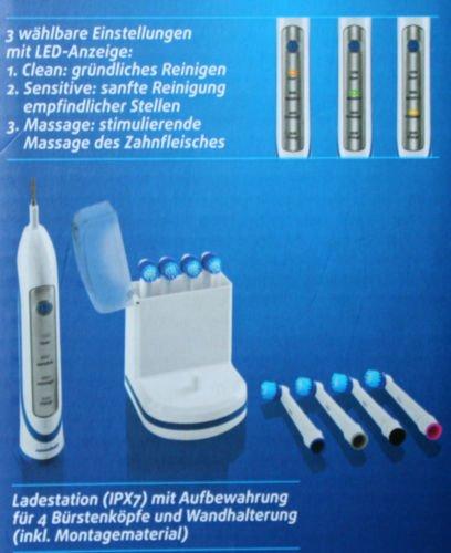 nevadent Cepillo de dientes eléctrico naz 3.7 A1: Amazon.es: Salud y cuidado personal