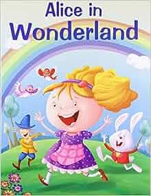 Essay on my favourite book alice in wonderland