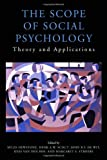 The Scope of Social Psychology, , 1841696455