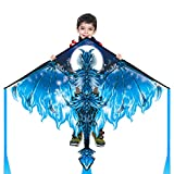 Mint's Colorful Life Dragon Kite for Kids