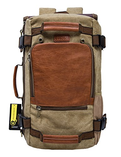 vintage backpack for hiking - 9