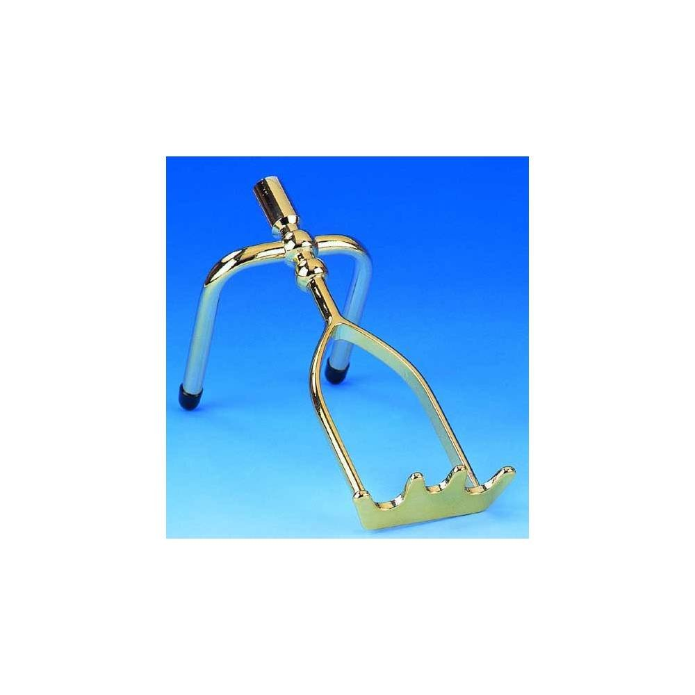 Peradon - Accesorio de apoyo para tacos de billar (latón)