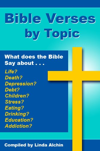 bible verses by topic kindle edition by linda alchin linda