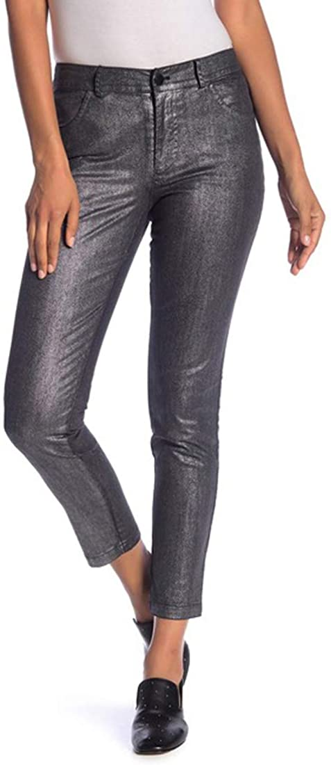 Laundry by Shelli Segal Coated Denim Pants