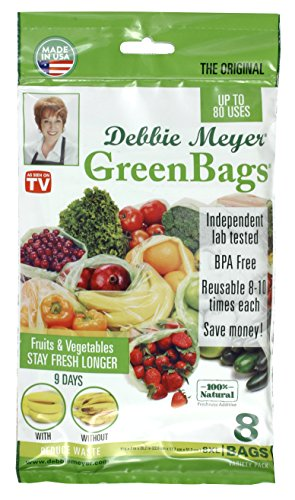 Green Bags For Food Preservation - 8