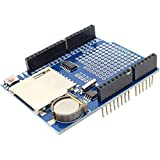 Sprite Science Data Logger Recorder Logging Shield Sensor Module for Arduino