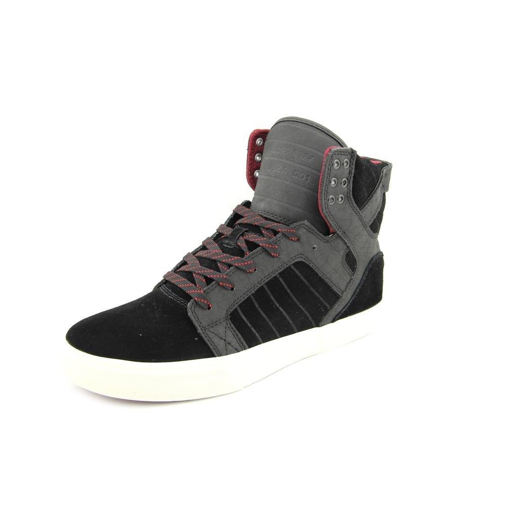 Supra Skytop Black/Tawny Pristine Shoe
