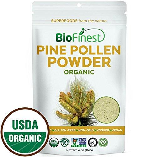 Biofinest Pine Pollen Powder Freeze Dried
