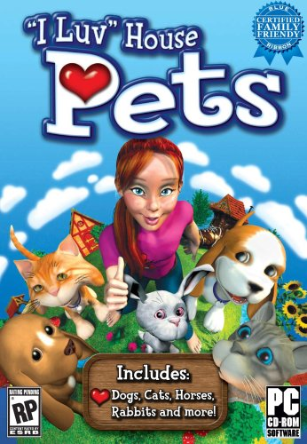 Iluv Video - I Luv House Pets - PC
